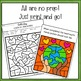 Earth Day Color by Sight Words