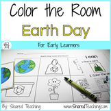Earth Day Color the Room
