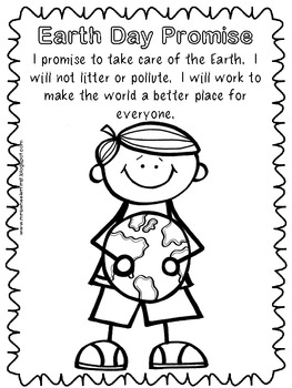 first grade science earth day coloring pages by mrs wheeler tpt. Black Bedroom Furniture Sets. Home Design Ideas