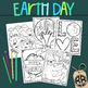 Earth Day Coloring Pages for All Ages