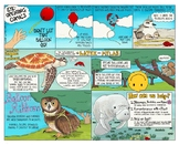 Earth Day Comic- Don't Let That Balloon Go!