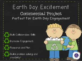 Earth Day Commercial Project