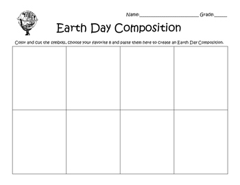 Earth Day Composition