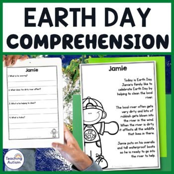 Earth Day Comprehension