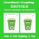 Earth Day Coordinate Graphing Picture: Recycle