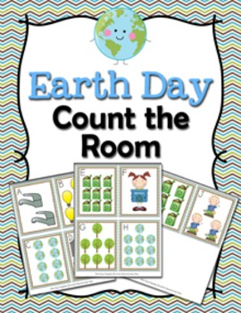 Earth Day Count the Room