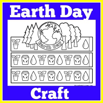 Earth Day Craft | Earth Day Activity | Earth Day Kindergarten