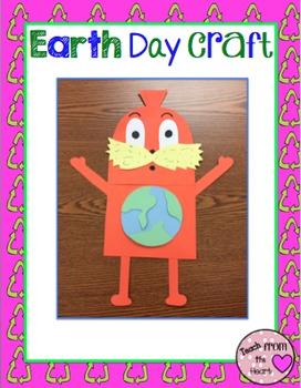 Earth Day Craft (Lorax)