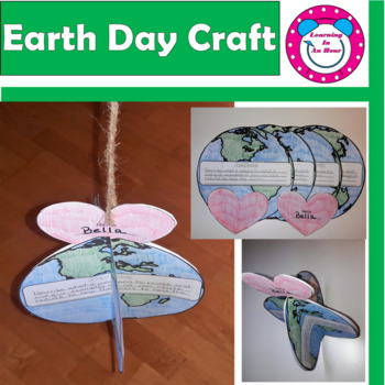 Earth Day Craft (Earth Day Activities)