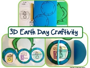 Earth Day* {Earth Day Craft}