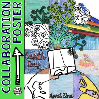 Earth Day Craft: Collaboration Activity Poster