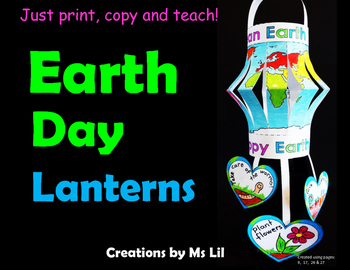 Earth Day Craft  ::  Earth Day Activities  ::  Earth Day Unit