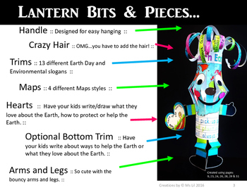 Earth Day Craft  ::  Earth Day Activity ::  Earth Craft