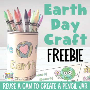 Earth Day Craft Project Freebie