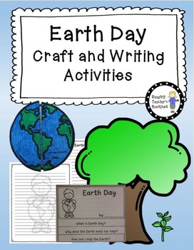 Earth Day Craft and Writing