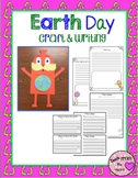 Earth Day Craft and Writing (Lorax)