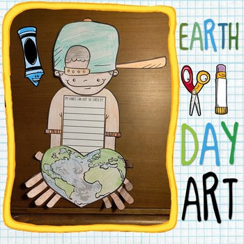 Earth Day Craft and Writing ~ FREE!