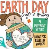 Earth Day Craft and Writing Activities