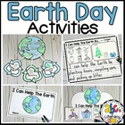 Earth Day Craft and Writing Prompt