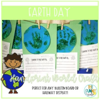 Earth Day Craft-ivity