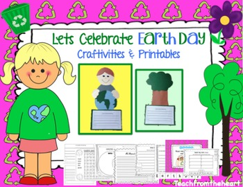 Earth Day (crafts and printables)