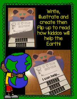 Earth Day Craftivity Book