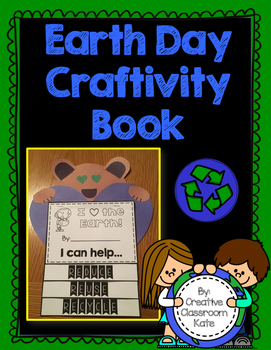 Earth Day Craftivity Book