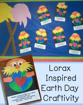 Earth Day Craftivity Freebie