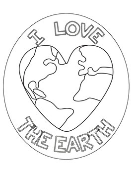 Earth Day Craftivity Pack