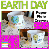 Earth Day Craftivity Crowns