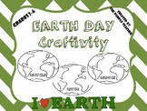 Earth Day Craftivity : Reduce, Reuse, Recycle
