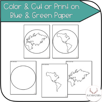 Earth Day: Craftivity & Writing Freebie!