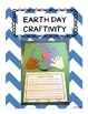 Earth Day Craftivity and Language Arts and Math Printables