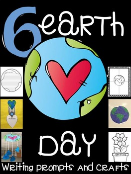 Earth Day Crafts and Writing