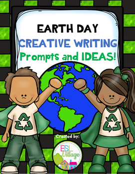 Earth Day {Creative Writing}