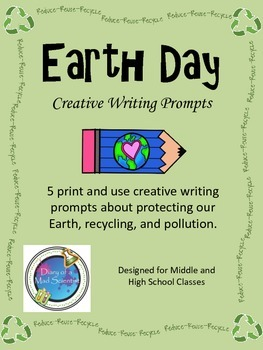 Earth Day Creative Writing Prompts
