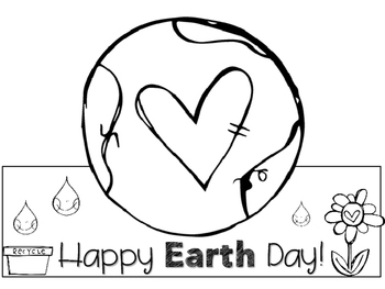 Earth Day Crown ~ FREEBIE!