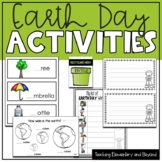 Earth Day Writing Center | Literacy Center Activities