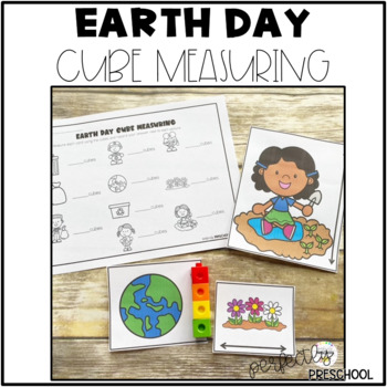 Earth Day Cube Measuring