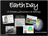 Earth Day: Debates, Discussions and Writings
