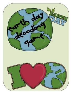 Earth Day Decoding Fun!