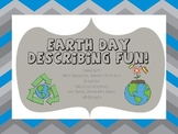 Earth Day Describing