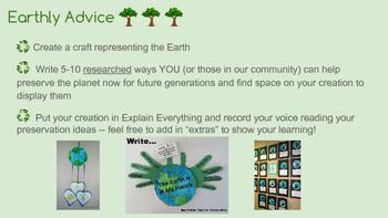 Earth Day Design Brief Bundle (3)