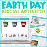 Earth Day Digital Activities | Distance Learning | Google Slides™