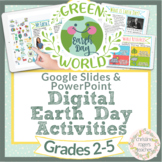Earth Day Digital Earth Day Activities Distance Learning V