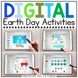 Earth Day Digital Activities for Special Ed | Earth Day Di