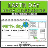 Earth Day Digital Book Companion