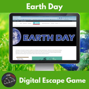 Earth Day - Digital Escape Game