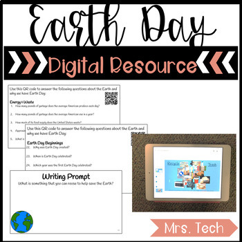 Earth Day - Digital Resource