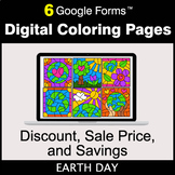 Earth Day: Discount, Sale Price, Savings - Google Forms |